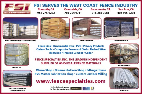 Fence Specialties Inc.